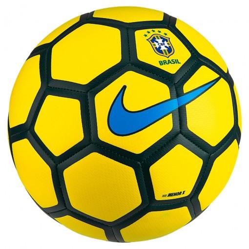 Bizz Store - Bola FootballX Menor CBF Futsal Nike Amarela 120d51962c079