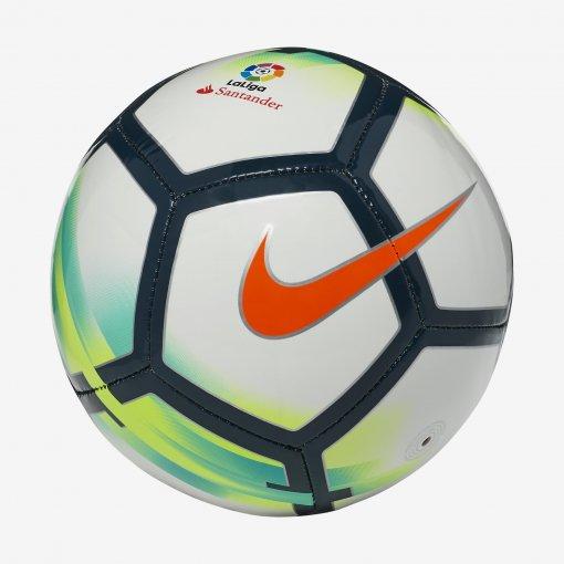 ... Bizz Store - Mini Bola Futebol De Campo Nike La Liga Skills  80fb5cb40f37bf ... 371be50b93dd7