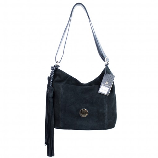 c749a94d6c Bizz Store - Bolsa Feminina Smartbag Transversal Camurça
