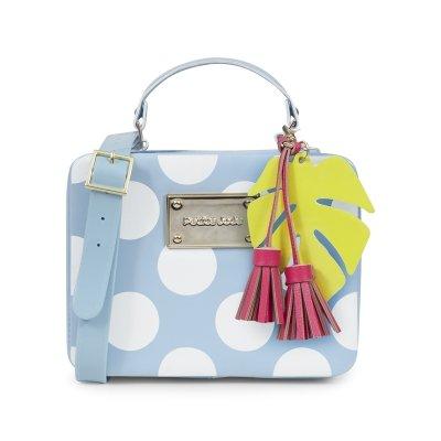 d2c79ab67 Bizz Store - Bolsa Feminina Petite Jolie Box Bag PVC J-Lastic