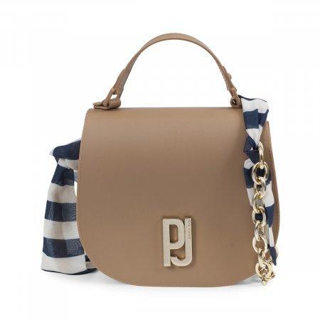 96191db33 Bizz Store - Bolsa Feminina Petite Jolie Saddle Bag PVC Tiracolo
