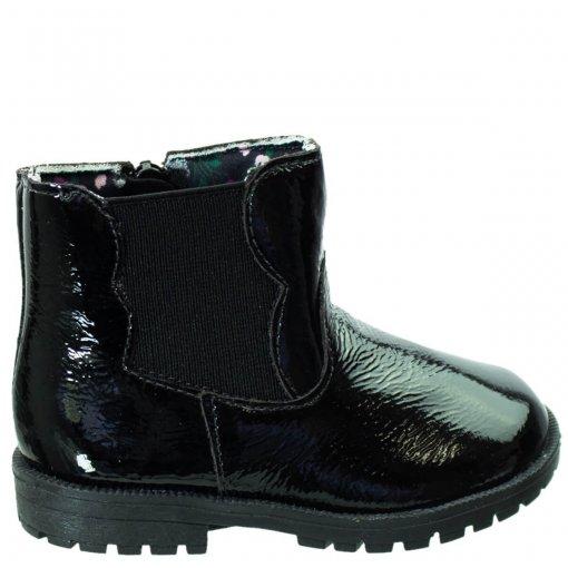 62bb8c46a Bizz Store - Bota Infantil Menina Ortopé Baby Boot Verniz