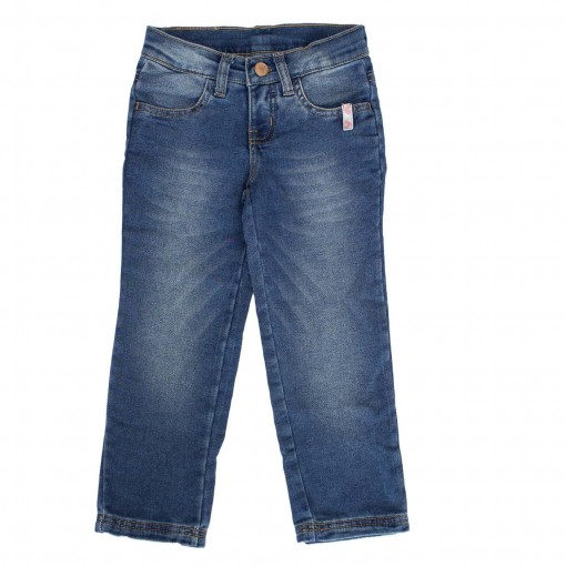 Calça Jeans Infantil Skinny Hering Kids C59QJEJVQ