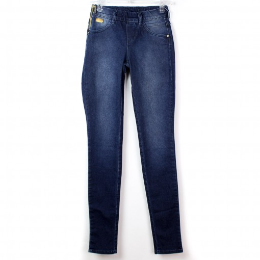 Calça Jeans Ana Hickmann Slim Leg Low Ah1023