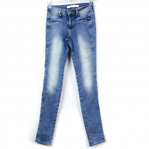 Calça Jeans Cigarrete Deliz Skinny D96095
