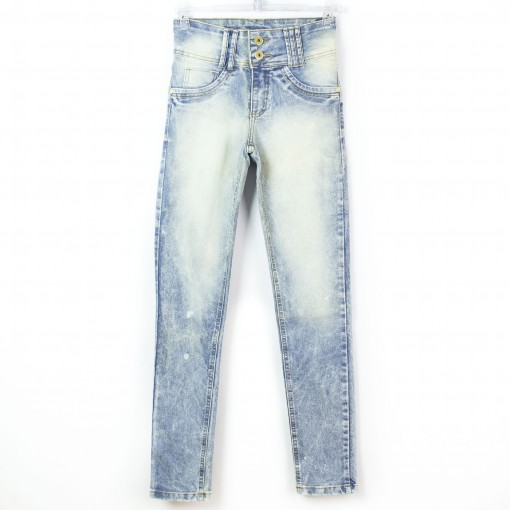 Calça Jeans Cigarrete Max Denim 003 3537