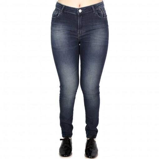 Calça Jeans Feminina Ellus Second Floor Charlote Skinny 19sa432