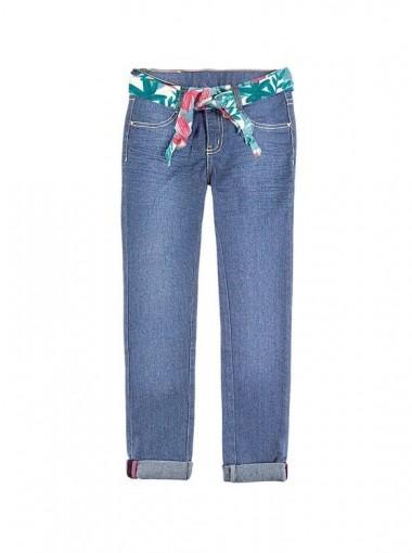 Calça Jeans Hering Kids Skinny C57taepp6