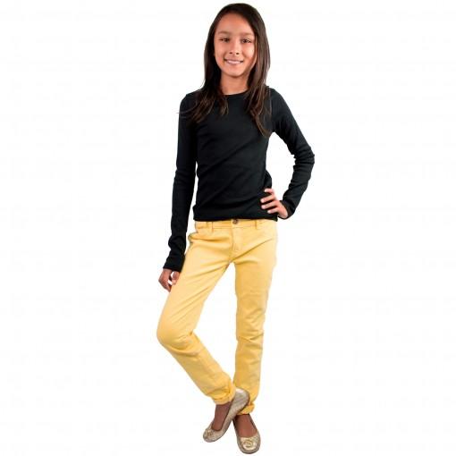 Calça Jeans Infantil Hering Kids Skinny C59renknh