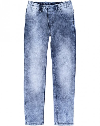 Calça Jeans Legging Hering Kids C56x8ipp2