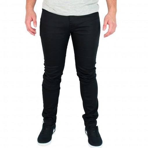 ba5dfeaa0 Bizz Store - Calça Jeans Masculina Coca-Cola Super Skinny Preta