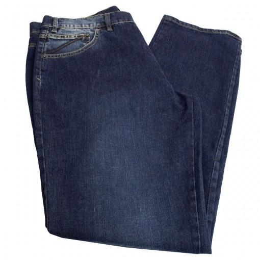 ec07d75c9 Bizz Store - Calça Jeans Masculina Pierre Cardin Anti Fit Azul