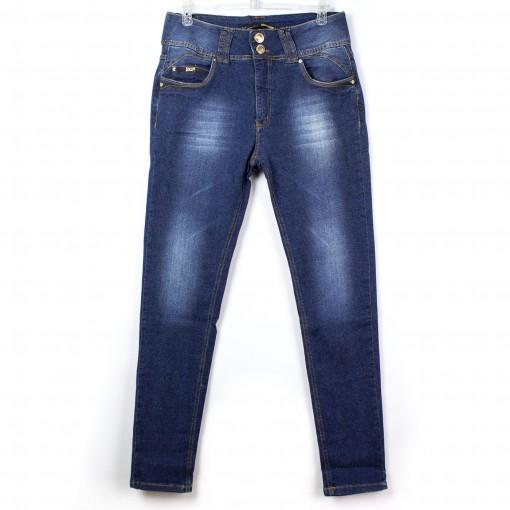Calça Jeans Transmissão Reta Plus LY JE 0001.15089