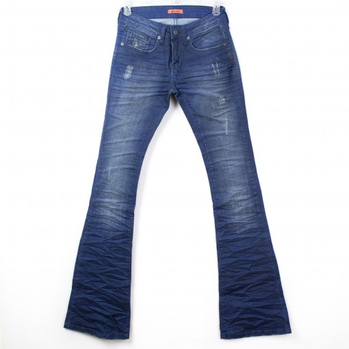 Calça Jeans Flare Mandi Feminina Mf34h11cj421