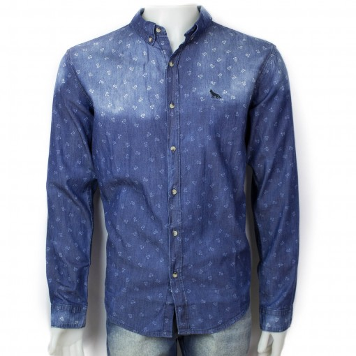 Camisa Acostamento Masculina 69101059