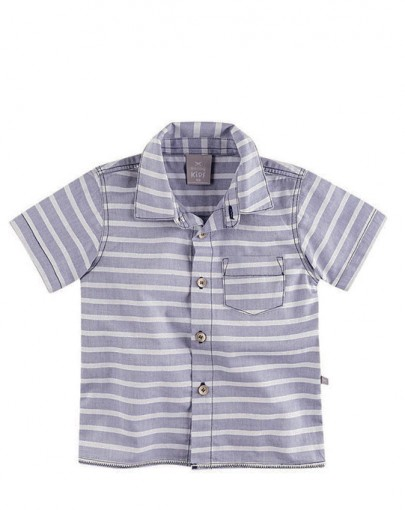 Camisa Infantil Bebê Hering Kids Listrada C25fen1ghw