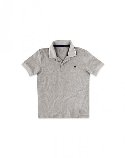 Camisa Polo Infantil Hering Kids 539gm2h10