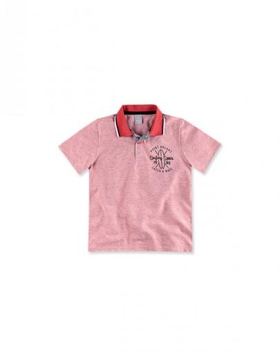 Camisa Polo Infantil Hering Kids 539prrm10
