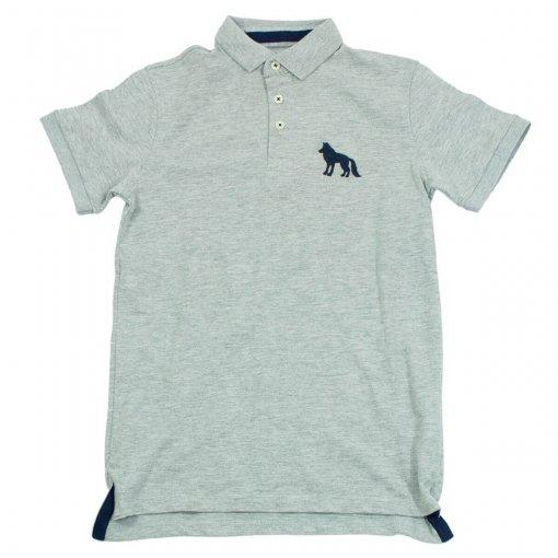 Camisa Polo Infantil Masculina Acostamento 68404073