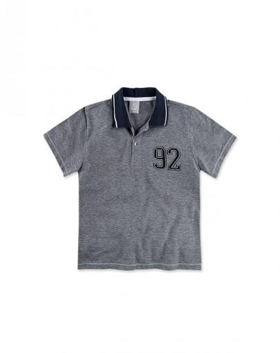 Camisa Polo Infantil Masculina Hering Kids 5390au810