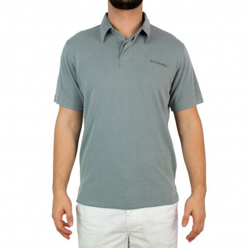 Camisa Polo Masculina Columbia Sun Ridge FPS50 Em6527