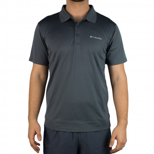 Camisa Polo Masculina Columbia Zero Rules Am6082