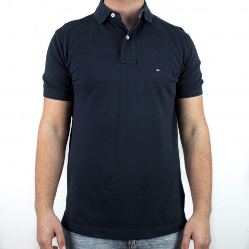 Camisa Polo Masculina Tommy Hilfiger Core New Knit Thg867802698