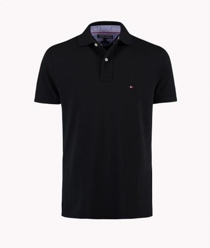 38e1ec064a Bizz Store - Camisa Polo Masculina Tommy Hilfiger Branca Vermelha