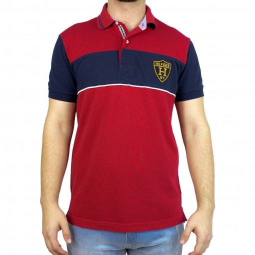 Camisa Polo Masculina Tommy Hilfiger Th0887883683