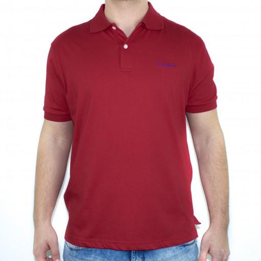 Camisa Polo Masculina Pierre Cardin Malha 11162
