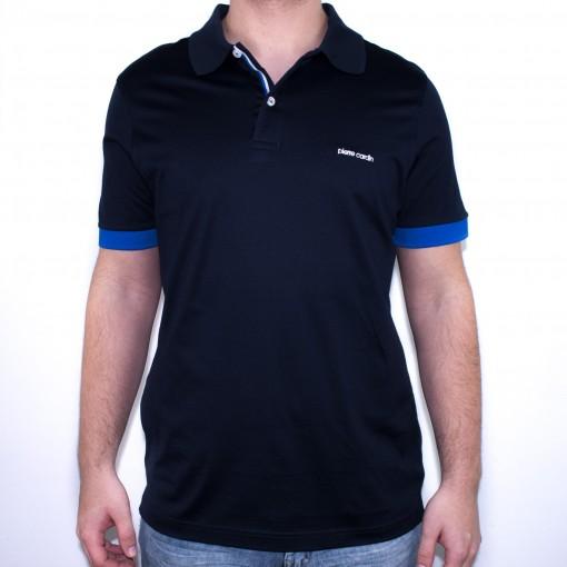 Camisa Polo Masculina Pierre Cardin Malha 15215