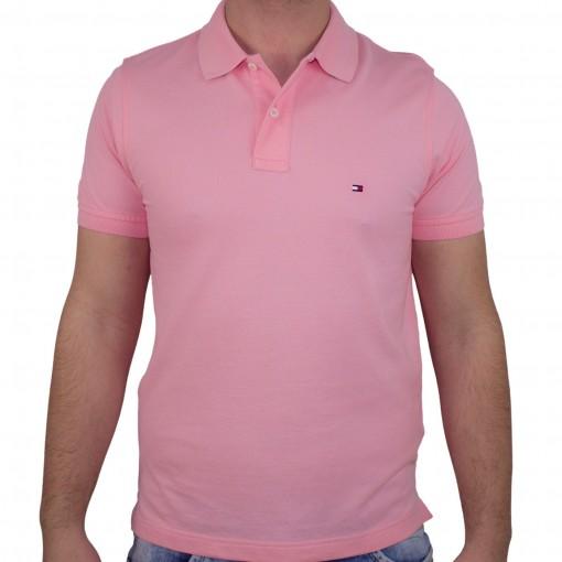 Camisa Polo Masculina Tommy Hilfiger Slim Th0857869129
