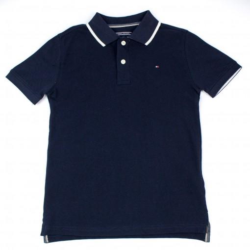 Camisa Polo Infantil Tommy Hilfiger Thkkb0p29334