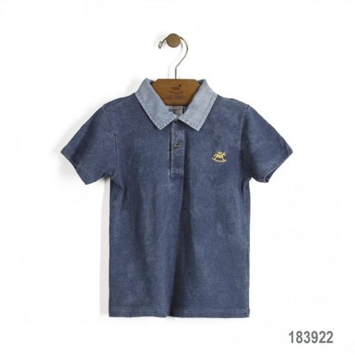 Camisa Polo Infantil Menino UP Baby Malha 0601.41550