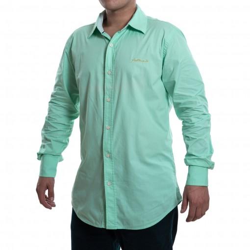Camisa Social Acostamento Masculina 61101022