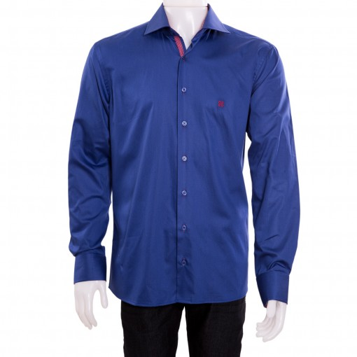 Camisa Social Masculina Happy Slim 10101210002