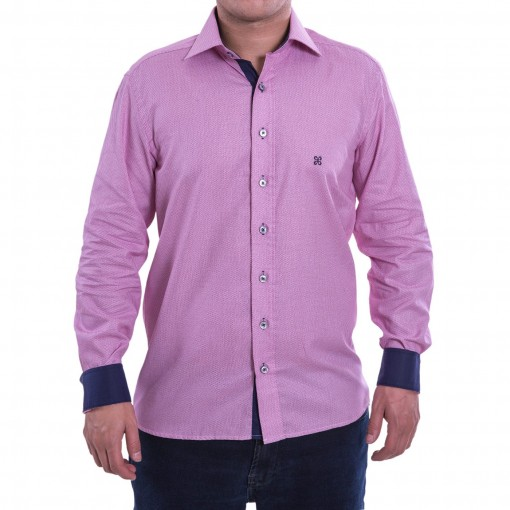 Camisa Social Masculina Happy Slim 10177394001