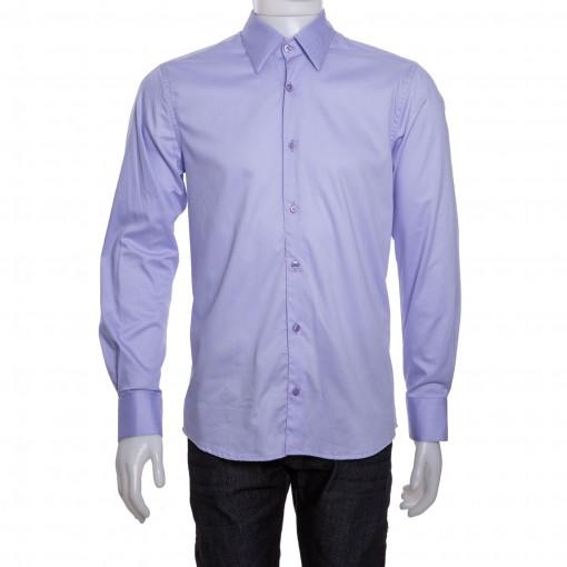 Camisa Social Masculina Luiz Eugenio Slim Fio 50 20038