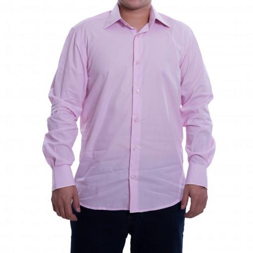 Camisa Social Masculina Luiz Eugenio Slim Fio 60 20050