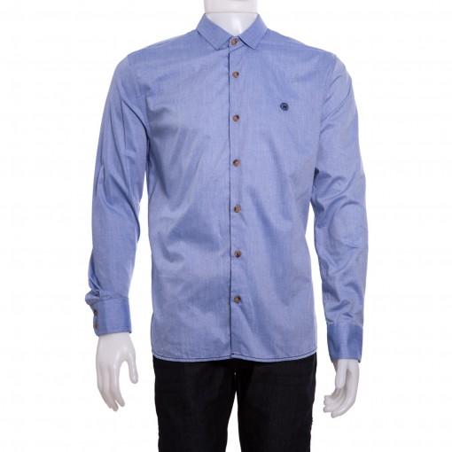 Camisa Social Masculina Mandi Exclusiva 3 Mm34k99cm012