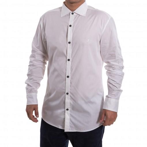 Camisa Social Masculina Mandi Mm31k03ll411