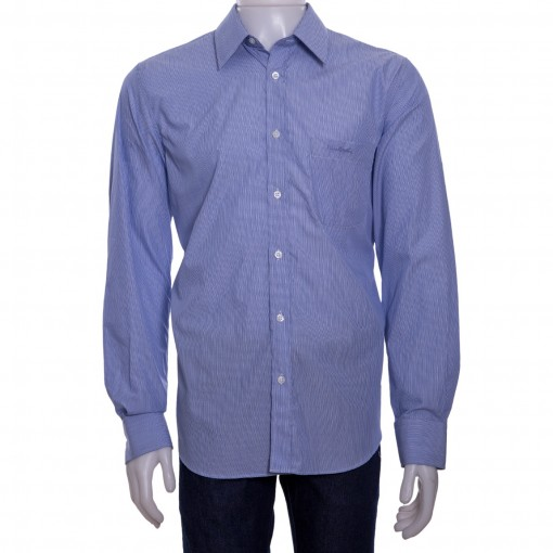 291bb03481 Bizz Store - Camisa Social Masculina Pierre Cardin Manga Longa