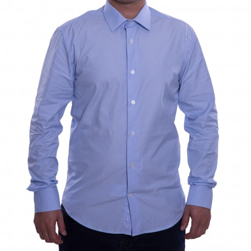Camisa Social Masculina VR São Paulo Slim Fit Vm34c99ft010