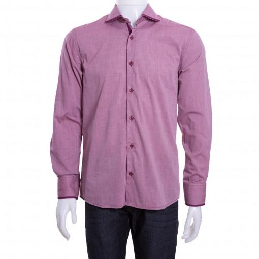 Camisa Social Masculina W.Albann Slim Fio 60 30010