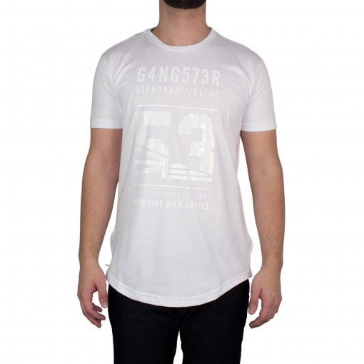 Camiseta Gola Redonda Gangster Swag 11.54.0066