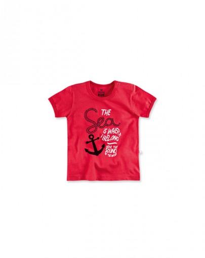 Camiseta Infantil Bebê Hering Kids 5c1rrwe10