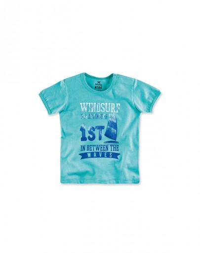 Camiseta Infantil Menino Hering Kids 5c1rwnd10