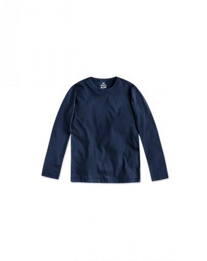 Camiseta Gola Redonda Hering Kids 5ccmau807