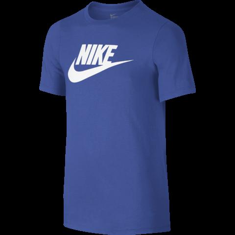 59194d7de5558 Bizz Store - Camiseta Infantil Masculina Nike Azul Manga Curta