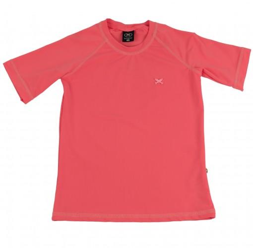 Camiseta Infantil Hering Kids Com Proteção Solar Kxna1bsn